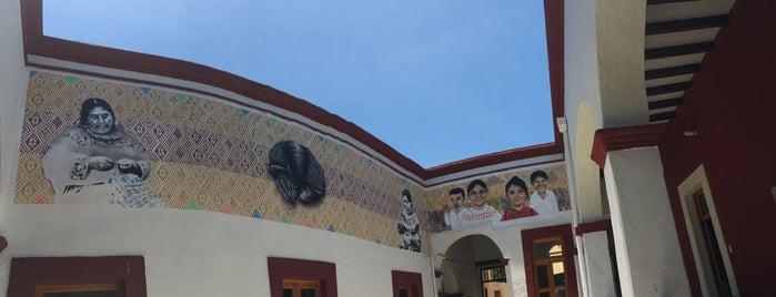 Museo Indigena Queretaro is one of สถานที่ที่บันทึกไว้ของ Jesus.