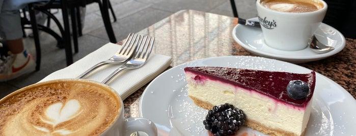 Bewley's Café & Tea Room is one of Dublin.
