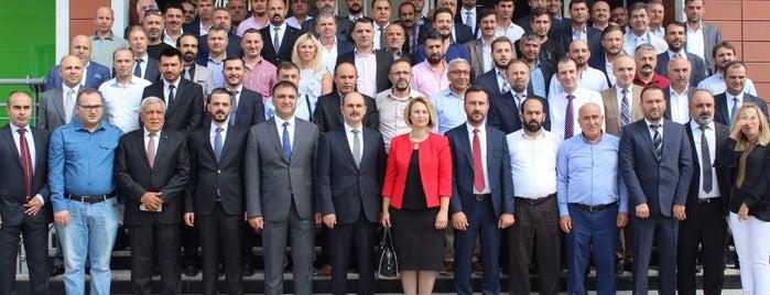 Türköz Ìnşaat is one of Didem : понравившиеся места.