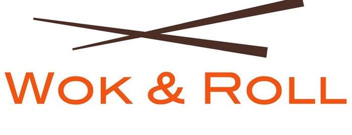 Wok & Roll is one of Caracas 2.0.
