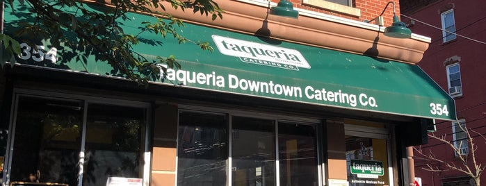 Taqueria Downtown Catering Co. is one of Jersey City 2020.