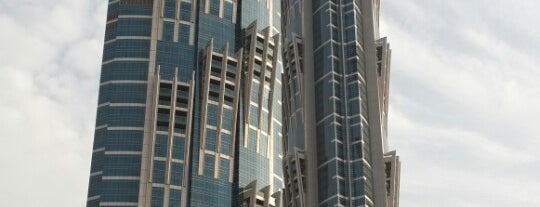 JW Marriott Marquis Hotel is one of International: Hotels.