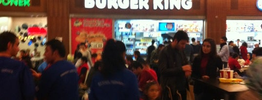Burger King is one of Erzurum.