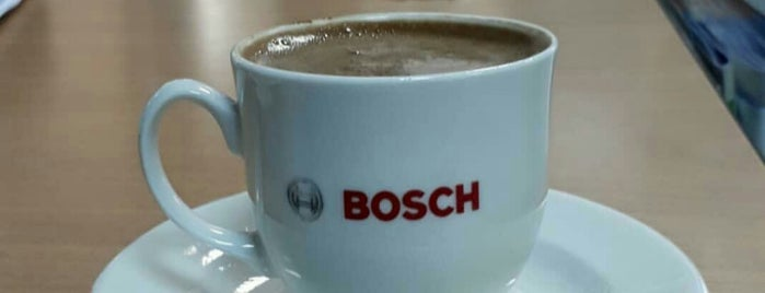 BOSCH BAYİİ KOCAER LTD. is one of Locais curtidos por HAKAN.