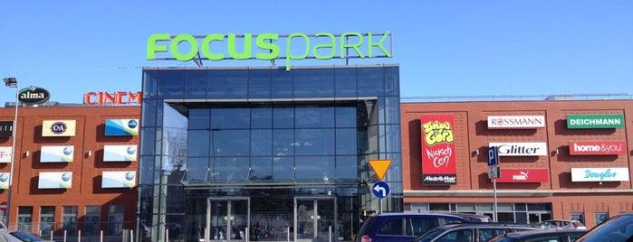 Focus Park is one of สถานที่ที่ Lewando ถูกใจ.
