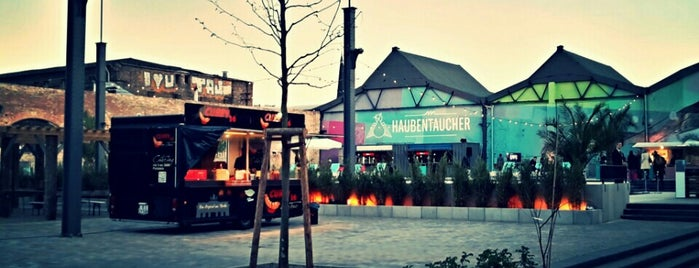 Haubentaucher is one of Berlin to do.