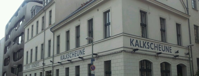 Kalkscheune is one of Berlin.