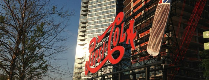 Pepsi Cola Sign is one of Long Island City.