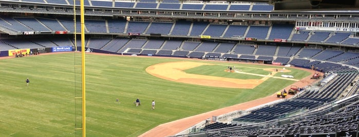 Yankee Stadium is one of If I ever go back to New York.