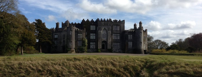 Birr Castle Demesne is one of In Dublin's Fair City (& Beyond).