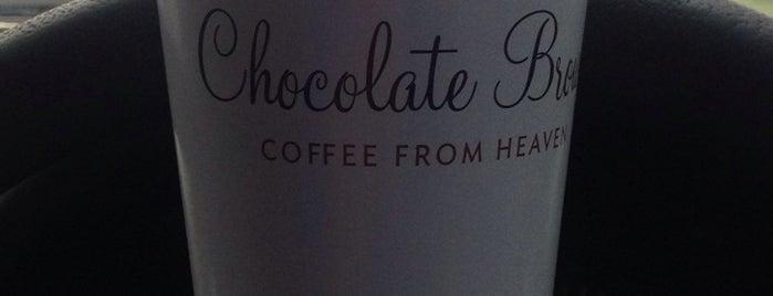 Chocolate Brown is one of Gespeicherte Orte von Adam.