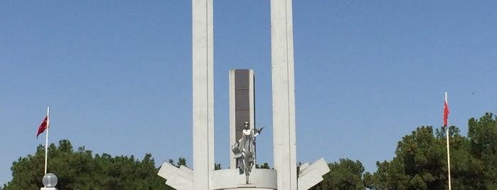 Lozan Barış Anıtı is one of Levent : понравившиеся места.