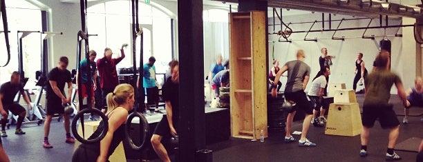 Fitness World is one of Søren : понравившиеся места.