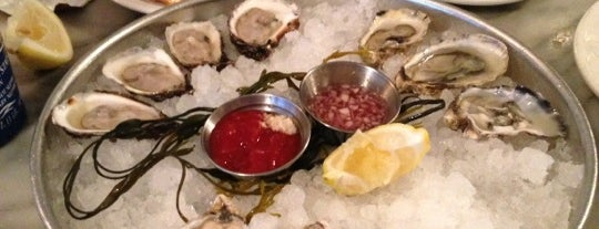 Anchor Oyster Bar is one of California Fun Times.