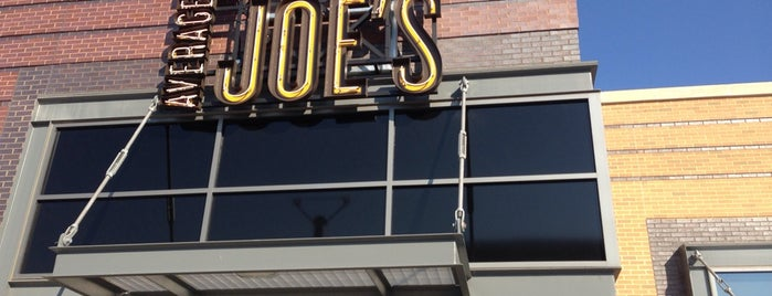 Not Your Average Joe's is one of NoVa.