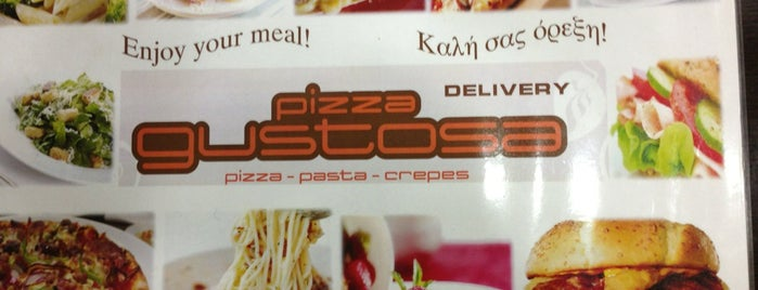 Pizza Gustosa is one of George 님이 좋아한 장소.