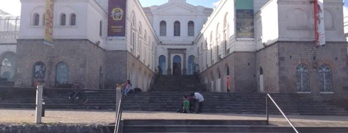 Museo de Arte Contemporaneo is one of Ecuador.