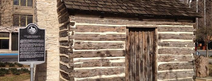 John Neely Bryan's Cabin is one of Dallas.