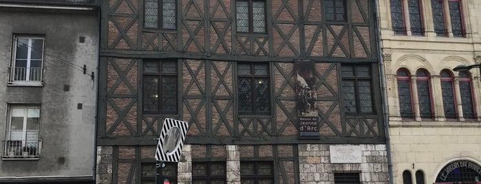 Maison de Jeanne d'Arc is one of Roadtrip / Loire.