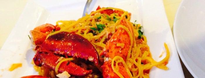 """Ristorante Pizzeria """"Da Orfeo"""" is one of Posti che sono piaciuti a Giorgia."""