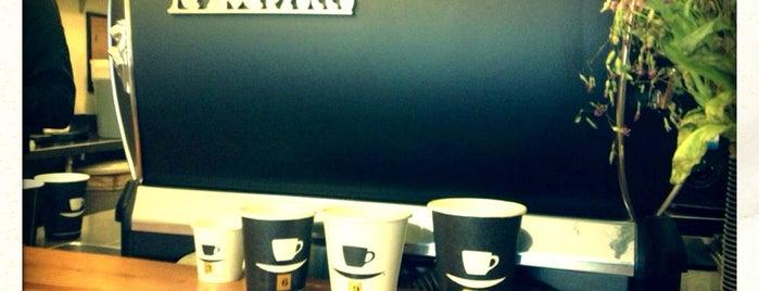 Ninth Street Espresso is one of Legitimate Espresso & Coffee.