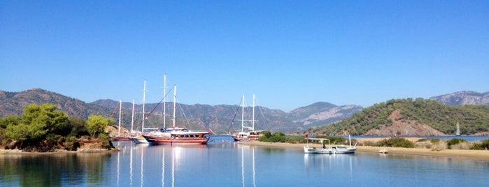 Kaşık adası is one of Tatil rotası.