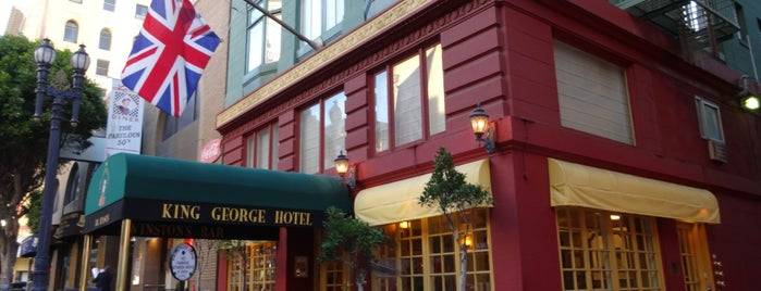 King George Hotel is one of Bookmarks.
