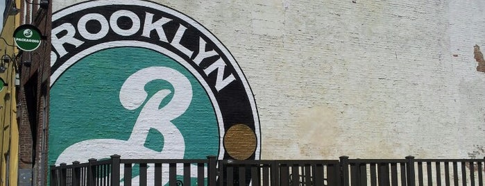 Brooklyn Brewery is one of Brooklyn/Queens - Go Explore Your City.