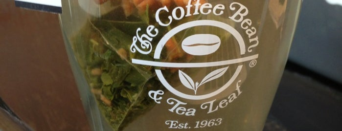 The Coffee Bean and Tea Leaf is one of Best Cheap Food (College Student Guide).