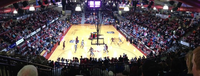 Hagan Arena is one of NCAA Division I Basketball Arenas/Venues.