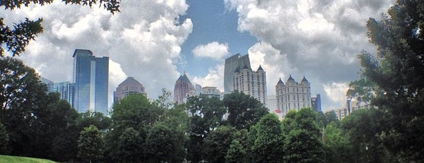 Piedmont Park is one of Atlanta.