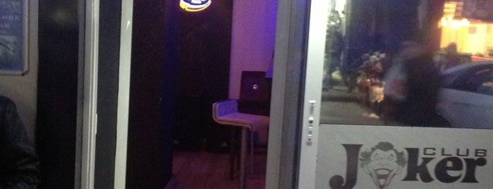 Club Joker is one of İzmir'deki Gece Kulüpleri.