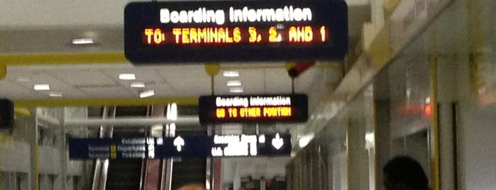 Airport Transit System (ATS) is one of Lieux sauvegardés par Dane.