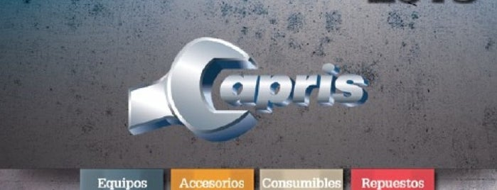 Capris is one of Tempat yang Disukai Roberto.