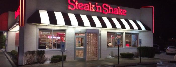 Steak 'n Shake is one of USA 6.