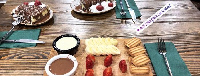 Müstesna Çikolata & Kahve is one of İstek listesi.