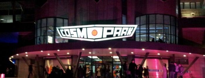 """Синематика РЦ """"Cosmopark"""" / Cinematica """"Cosmopark"""" is one of Ilima 님이 좋아한 장소."""