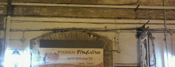 Pizzeria Ristorante Pinguino is one of Pescara Italy.