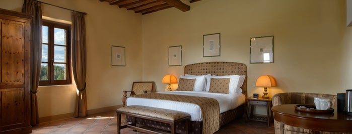 La Bagnaia Golf & Spa Resort Siena, Curio Collection by Hilton is one of Europe resorts (Hilton).