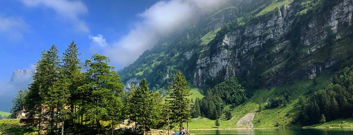 Seealpsee is one of Alpen-Tips.