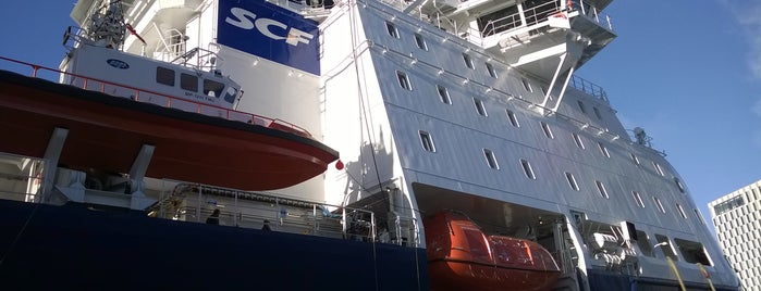 Arctech Helsinki Shipyard is one of Locais curtidos por Petter.