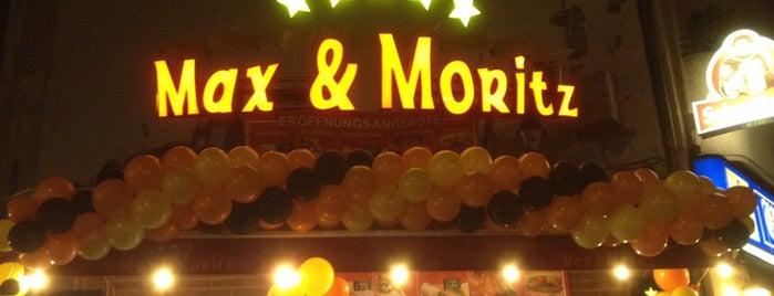 Max & Moritz is one of Berlin.