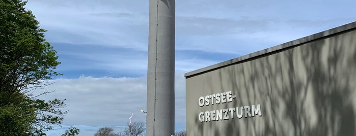 Grenzturm Kühlungsborn is one of Oostzeekust 🇩🇪.