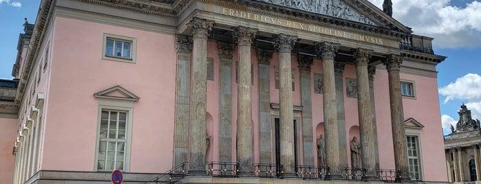 Staatsoper Unter den Linden is one of Testen: Ausflüge.