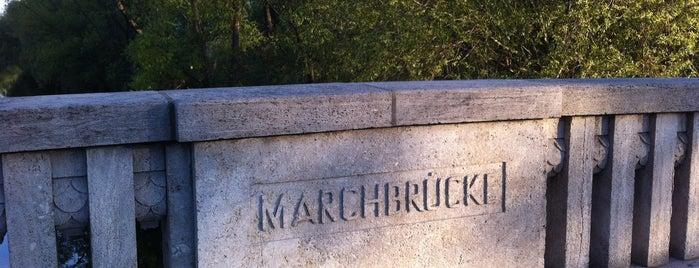 Marchbrücke is one of Troy 님이 좋아한 장소.