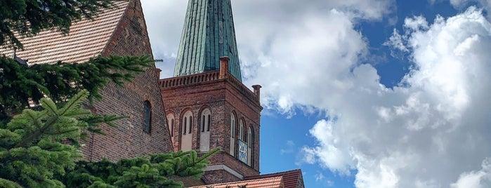 St. Marienkirche is one of Oostzeekust 🇩🇪.