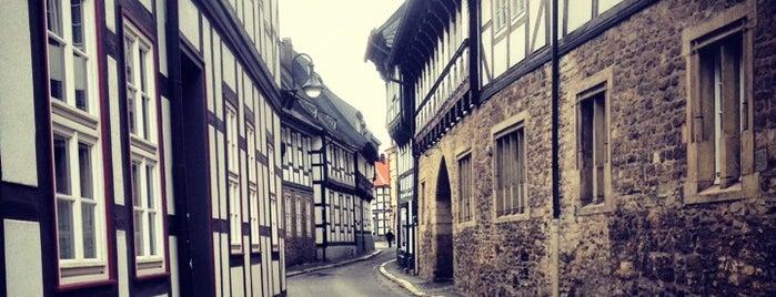 Altstadt Goslar is one of Region Hannover.