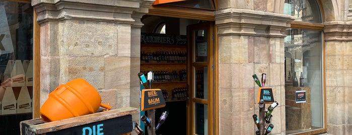 Die Bierothek is one of Bamberg.
