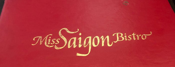 Miss Saigon is one of Miami places to try-food, shopping & more!.