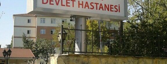 Bayrampaşa Devlet Hastanesi is one of HASTANELER İSTANBUL  / HOSPITALS İSTANBUL.